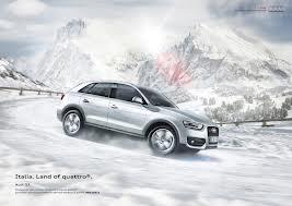 Audi, tiene la strada ma scivola sulla pubblicità