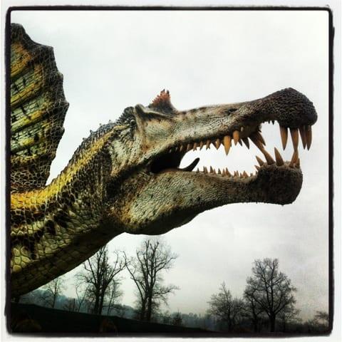 Weekend dove ci sono i dinosauri