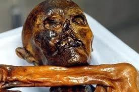Ötzi, l'iceman che è in noi