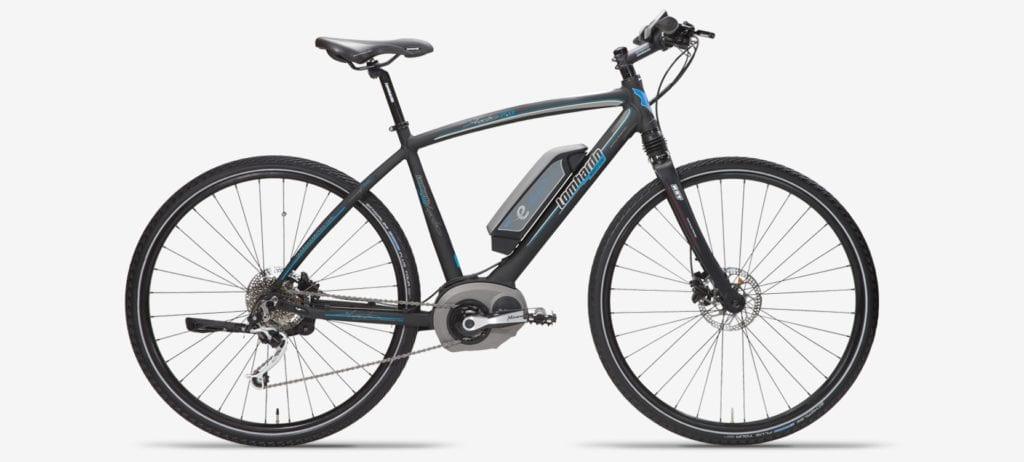 Una bici elettrica è perfetta per la mobilità urbana veloce (www.lombardobikes.com:e-bikes)