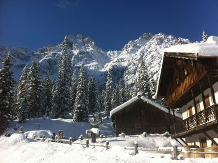 Gayart nel cuore delle Dolomiti segrete