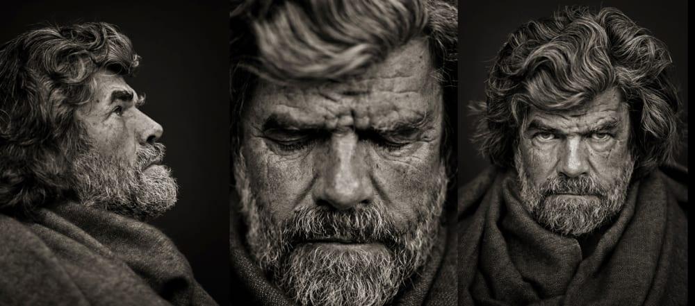 Reinhold Messner: il ghiaccio nel museo