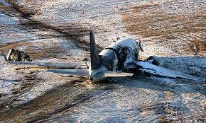 Pensaci per il prossimo aereo, è questione di sopravvivenza, la tua