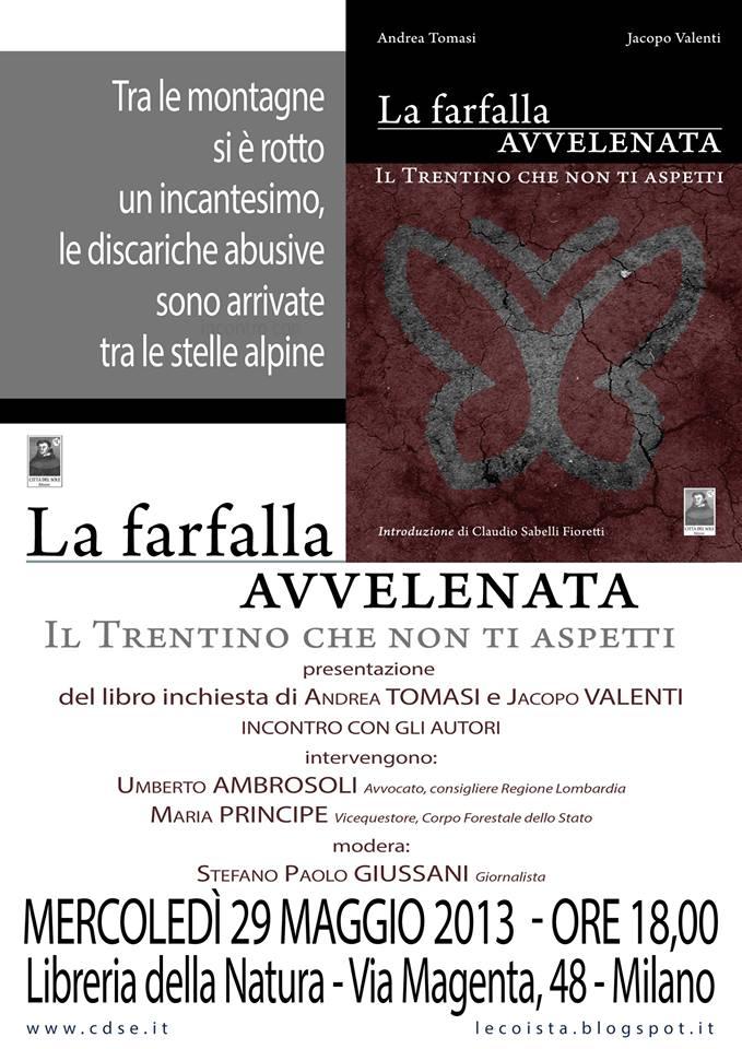 Il marcio tra le montagne raccontato a Milano, con Umberto Ambrosoli
