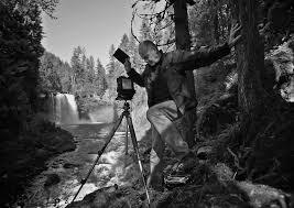 Al fotografo cieco è la Terra che suggerisce quando scattare
