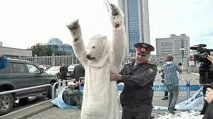 Shell, Gazprom e la combricola dell'Artico