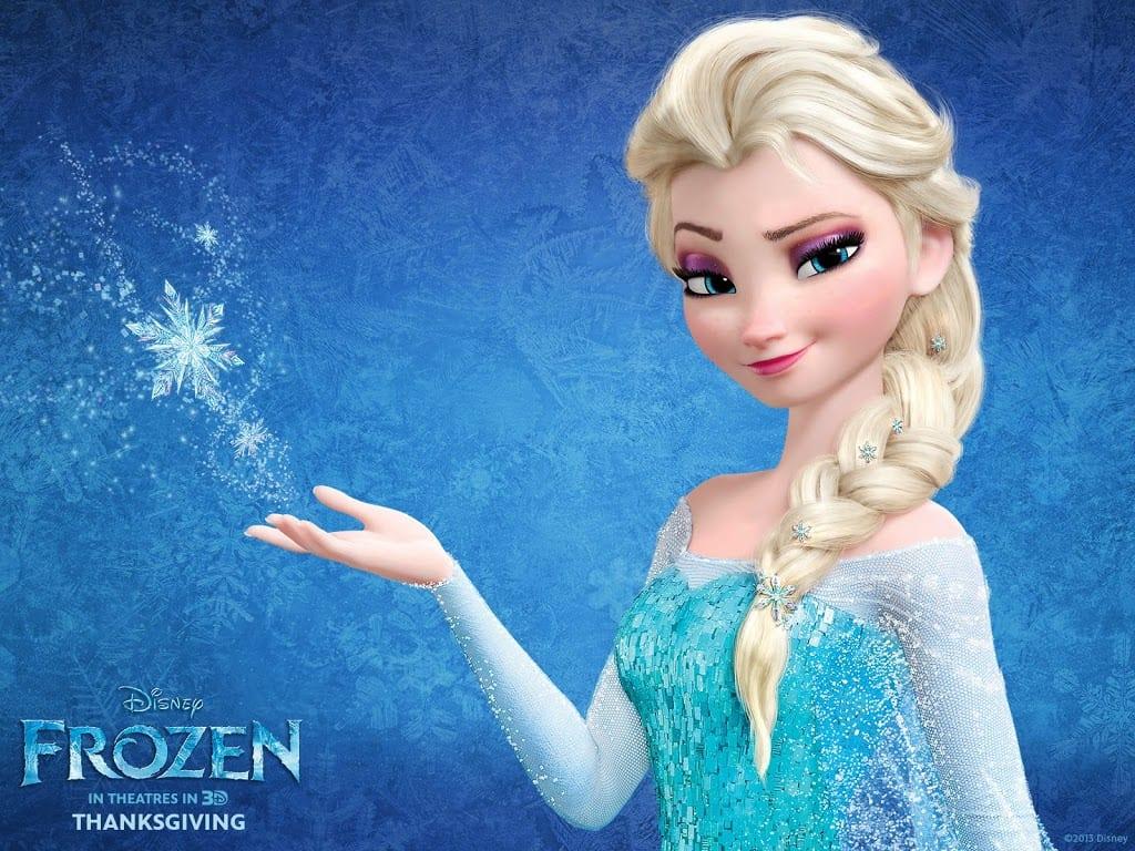 Arriva l'inverno (anche) nell'animazione con Frozen