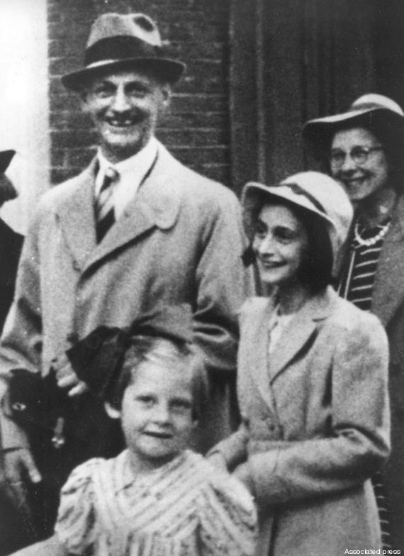 Anna Frank, 70 anni fa