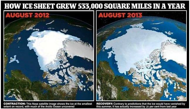Tempo globale e meteobufale