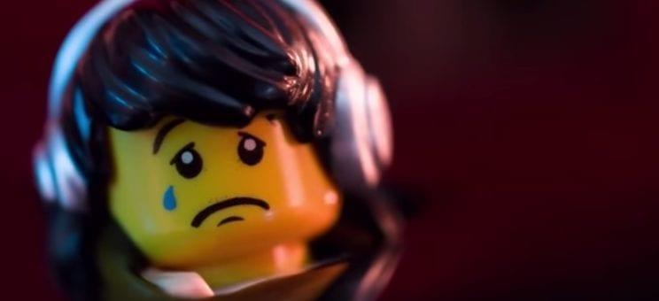 Mi piace il Lego, da oggi anche di più con Greenpeace e contro Shell