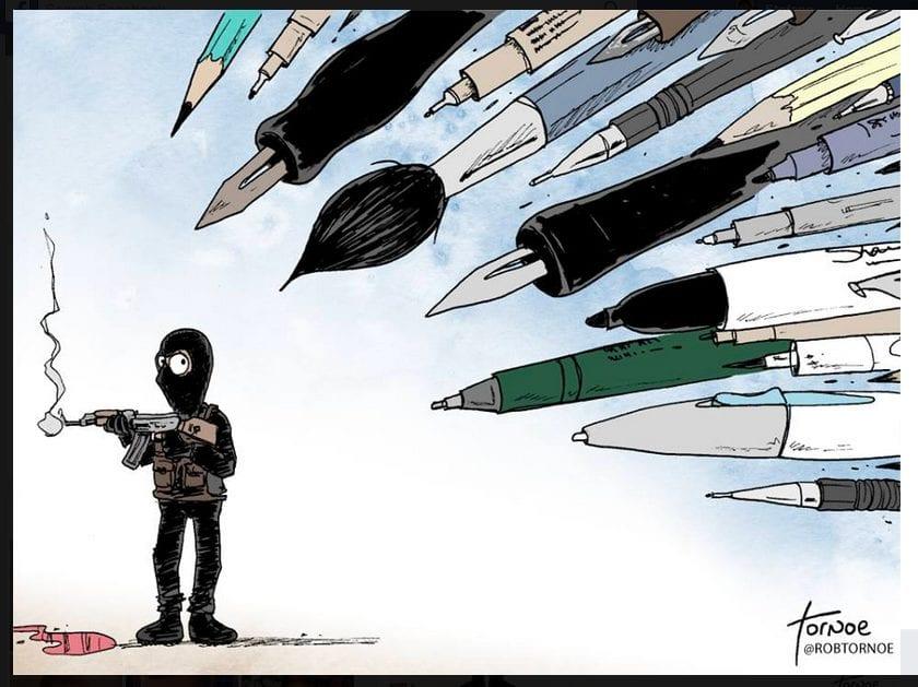 Stèphane Charbonnier di Charlie Hebdo: le parole premonitrici
