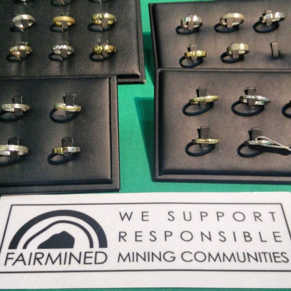 L'oro etico non sfrutta i giacimenti minerari disumani