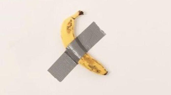 Metti una Banana al muro
