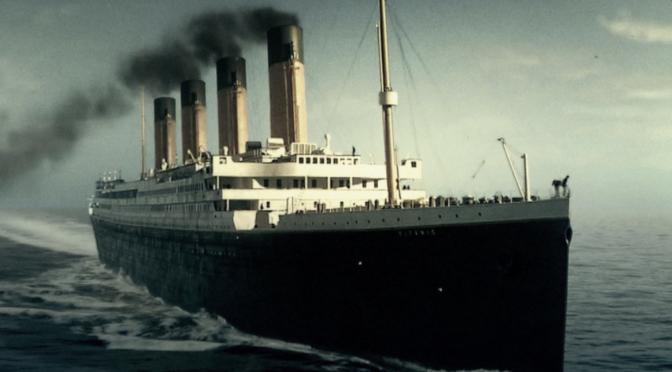 è in irlanda Il titanic che possiamo vedere oggi